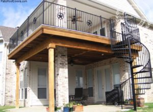 Balconies Patio Roof Covers