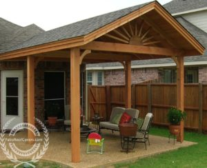 Gable Roofs Attached To House Patio Roof Covers