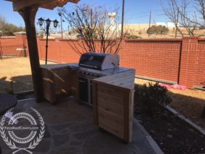 Outdoor Kitchens Bars Patio Roof Covers