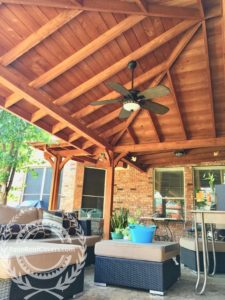 Hip Ridge Roofs Attached To House Patio Roof Covers